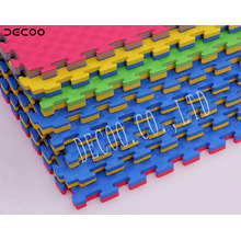 DECOO Eco-friendly Non-slip Waterproof Professional Taekwondo Mat /Judo Mat
