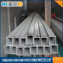 Galvanizado Ms Square Steel Pipe