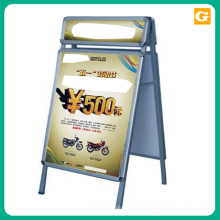 горячая продажа & высокое качество A4 акриловый плакат кадра