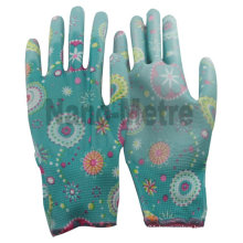NMSAFETY N388 4131 PU Coated Gloves, Working palce Safety PU Glove