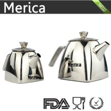 Different Sizes Stainless Steel Teapot