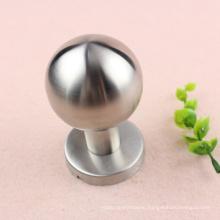 China wholesale stainless steel passage knob door handles