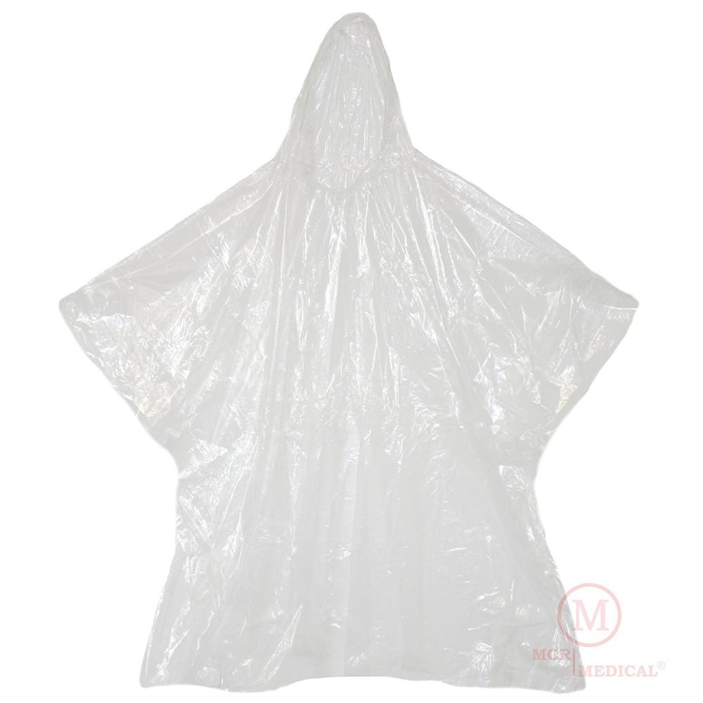 Poncho Transparent Color