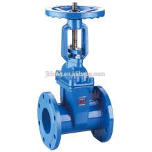 1105 Cast Iron Soft sealing Manual flange Gate valves