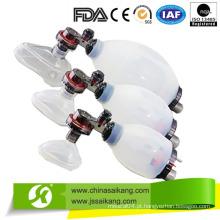 Resuscitadores manuais de silicone com preço competitivo
