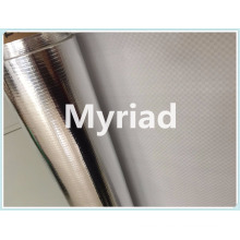 Metallisierte Aluminium-PE-Gewebe-Isolierfolie