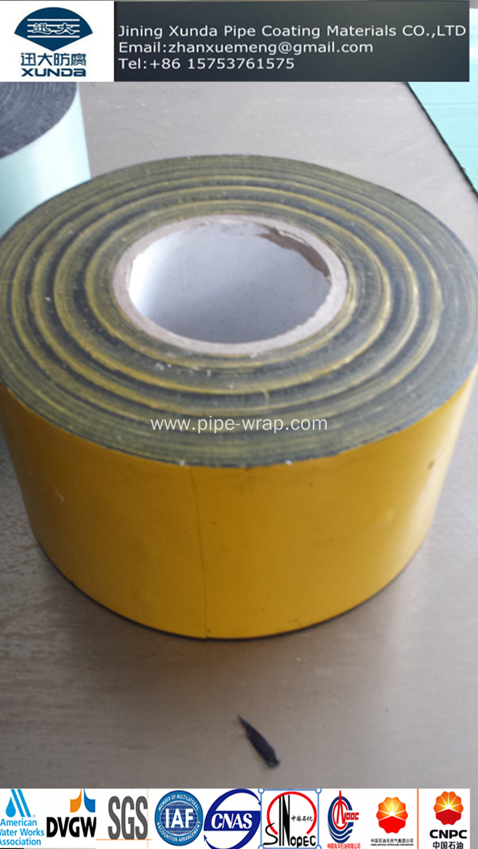 ISO 9001 Approved Pipeline Wrap Tape