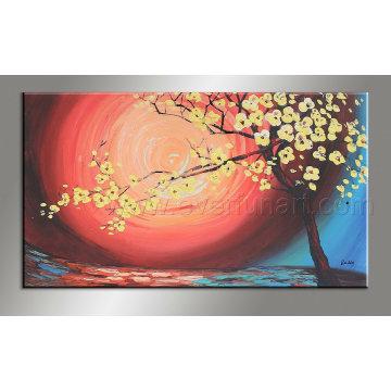 Wall Decor Handmade Canvas Oil Painting