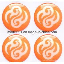 Epoxy Resin Logo PU Epoxy Dome Labels, UV-Resistant Resin Badges, Resin Dome Epoxy Sticker