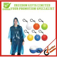 Customized LOGO Promotional Rain Poncho