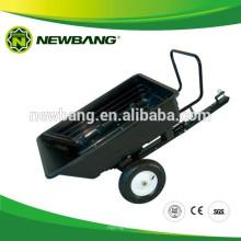 650LB Poly Dump Cart