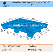 Großhandel leichte 9 Füße HDPE Kunststoffpalette