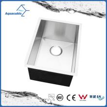 Pia de cozinha de aço inoxidável de design moderno (ACS3845S)