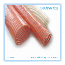 Flexible Spiral Reinforced PVC Delivery Hose with Any Color