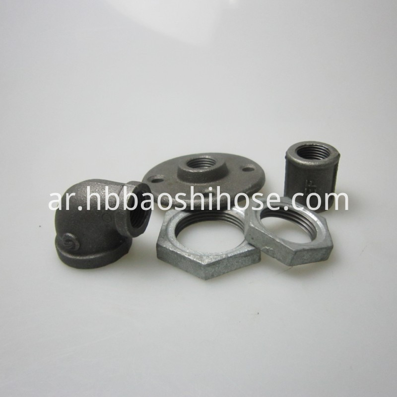 Carbon steel Self-sealing Quick Connector