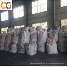 Kalzinierter Petrolkoks als Aufkohlungsmittel für die Stahlherstellung
