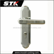 Zinc Alloy Door Handle by Die Casting (STK-14-Z0036)