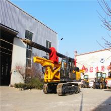 auger boring machine Large diameter hydraulic press bore pile drilling machine