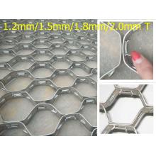 High temperature, fire-resistant, corrosion Hexagonal mesh