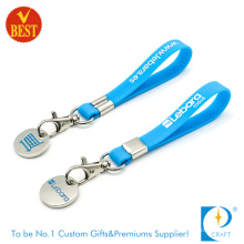 Custom Promotional Silicone Keychain (KD0158)