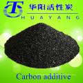 Carbon content 90% Sulfur content 0.28% carbon black additive