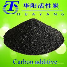 Teor de carbono 90% teor de enxofre 0,28% aditivo de carbono negro