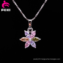 Latest Design Fashion Flower Design Pendant Charms