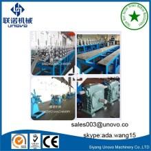 auto C shaped unistrut channel manufacturing machine