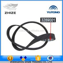 Pieza de bus 8PK * 1612.9 9405-00726 Correa de motor para Yutong ZK6930H