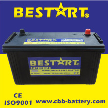 JIS Sealed Mainrtenance Free Mini Bus Battery Battery Bateria N100-Mf