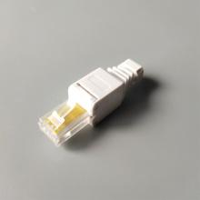 Toolless UTP CAT6 8p8c RJ45 Modular plug