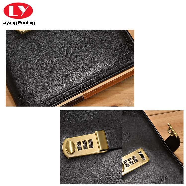 Notebook With Lock