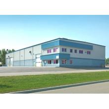 Portal Frame Light Steel Structure Workshop Building (KXD-SSW1415)