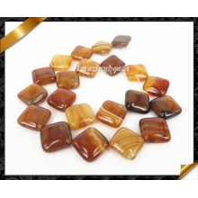 Natural Agate Stone Jewelry Loose Beads, Fashion Gemstone (AG004)