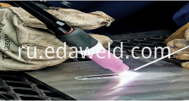 17VF Tig Torch Head