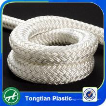 corde en nylon tressé coloré