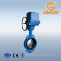 fresh water turbine wafer butterfly valve full ptfe lined butterfly valve dn50