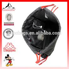 Bolsa de fútbol con bolsillo de porta bola - Mochila de equipo para zapatos, calas y botellas de agua