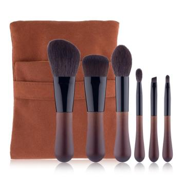 Professionelle 6-teilige Make-up-Pinsel-Set Make-up-Pinsel Make-up-Tool für Frauen