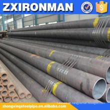 tubo de st52.3 de tubo de aço sem costura