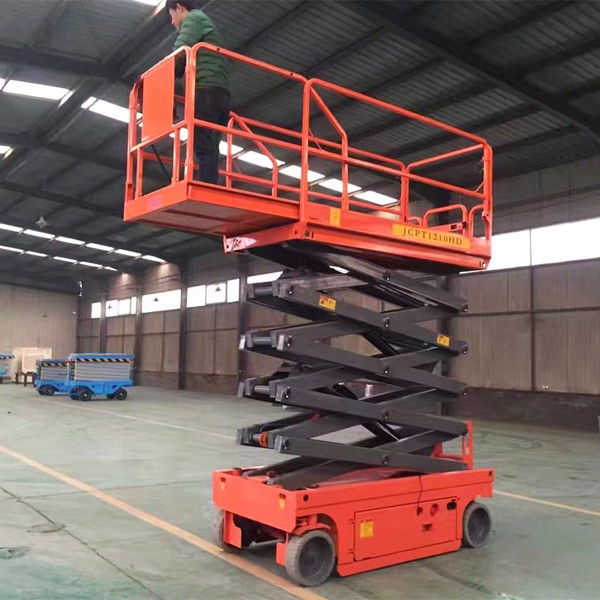 Self Propelled Lift