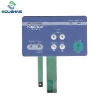 Interrupteur à membrane pour électrocardiographe CardiMax FX-2111