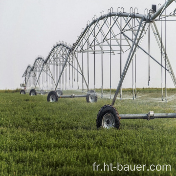 Système d'irrigation à pivot central automatique Farm Saving Farm