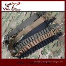 Arma militar Sling tática espingarda 15rd cintas Sling