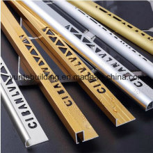 Anodized Aluminum Strip for Tile Decoration