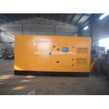 Générateur silencieux de 500KVA Alimenté par Wudong Engine