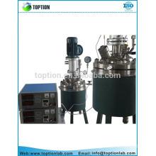lab reactor stainless steel pressure reactor
