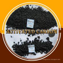 Carbono ativado a base de carvão colunar para tratamento de ar e água