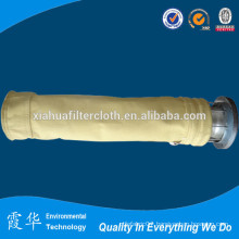 High filtration bag filter for dust collector