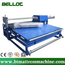 Halbautomatische Matratze Rollen Verpackung oder Umhüllung Maschine